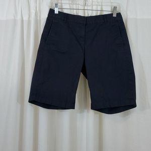 J CREW Navy Blue Shorts
